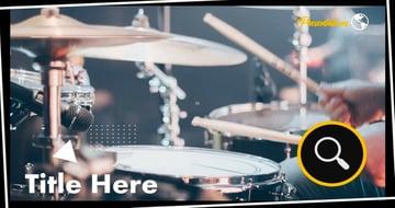 Drum Band Music Google Slides Themes