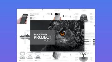 Black White Project Vol2