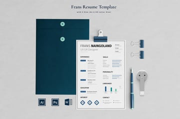 Readable Resume
