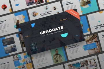 The Graduate is a premium template from Envato Elements.