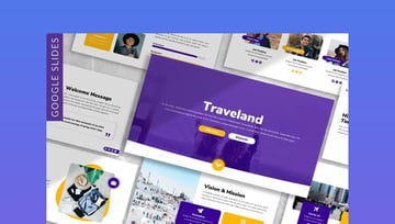 Traveland presentation template
