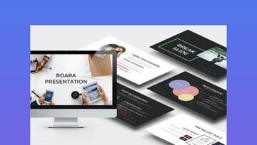 Roara Multipurpose Google Slides Template