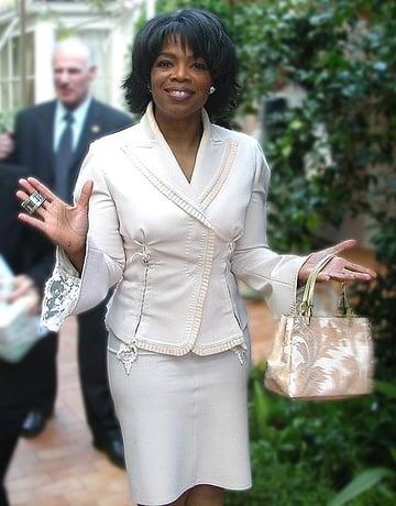 Oprah Winfrey by Alan Light