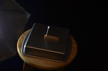 Camera set to Manual 1100 F50 ISO500