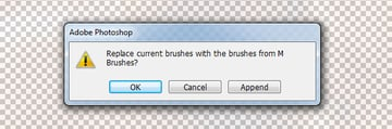 Append the brushes