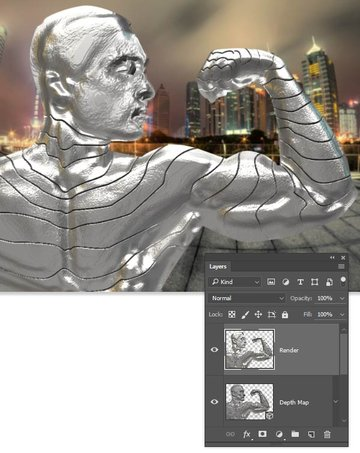 Make a copy of the render layer