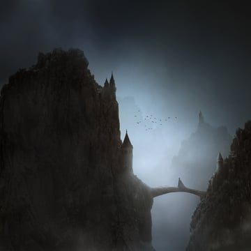 How to Create a Misty Landscape Photo Manipulation With Adobe Photoshop