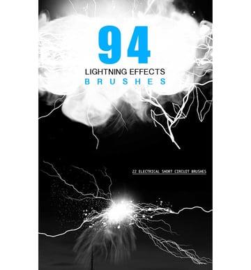 Electrical Lightning Brushes
