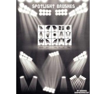 Spotlight Brushes