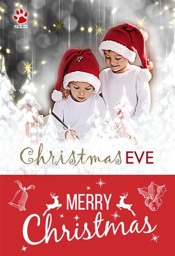Christmas Eve Photoshop Action