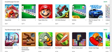 The Google Play App Store