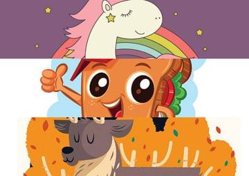 Best Illustrator Animal and Mascots