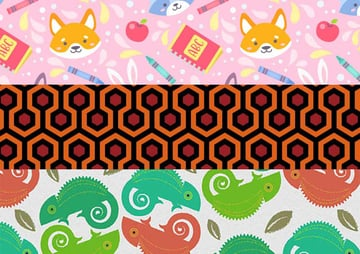 Best Illustrator Patterns