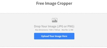 Free Image Cropper