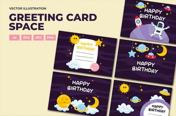 Envato Elements Greeting Card