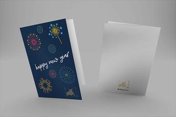 Affinity Designer Lunar New Year Template