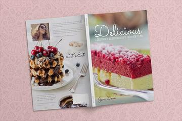 Cookbook Template InDesign Tutorial