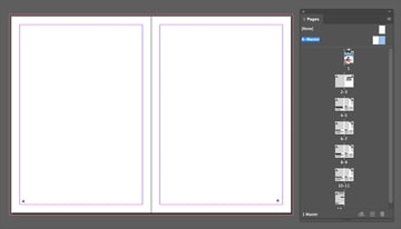 InDesign Master Pages