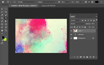 Put Texture On Text Copy Paste Texture