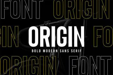 Bold Sans Serif Fonts