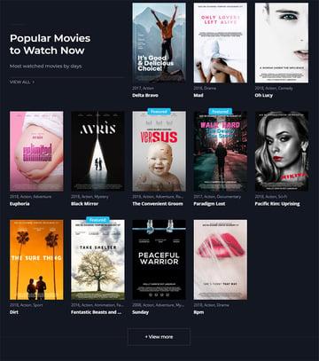 Vodi - Video WordPress Theme for Movies amp TV Shows