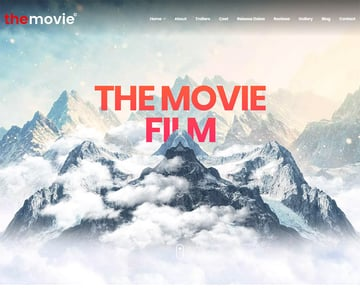 The Movie - Cinema Film  Series