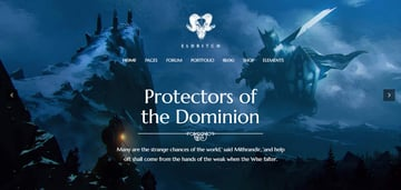 Eldritch - Epic Theme for Gaming and eSports