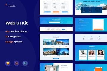 Web UI Kit