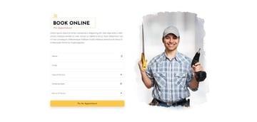HomeFix - Plumber, Handyman Maintenance