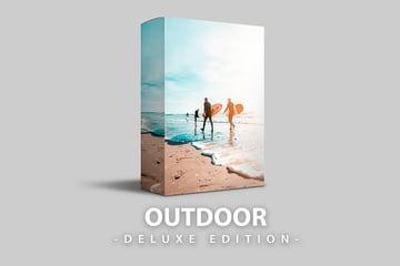 Outdoor Deluxe Edition Lightroom Presets