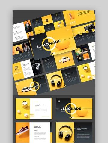 Flavo – Creative Business Keynote Template