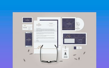 Architecture Corporate Identity Package
