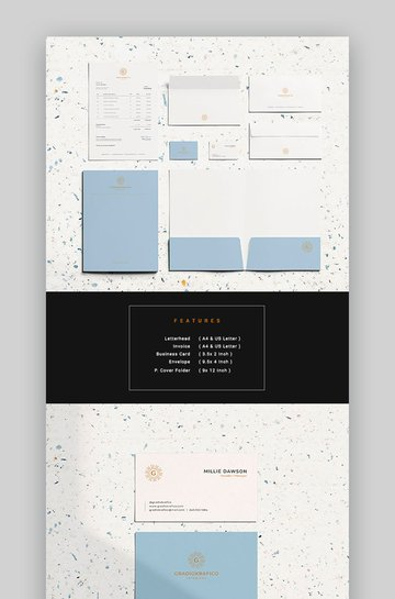 Clean Brand Package Template