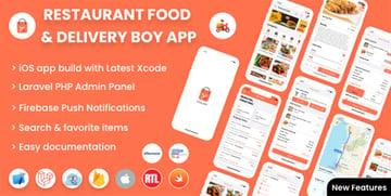 Single restaurant - iOS food ordering app
