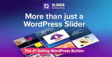 Slider Revolution - Plugin responsive de slider para WordPress