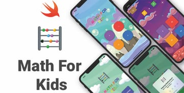 Math For Kids - Full iPhone Game Template