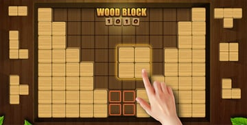 Wood Block Puzzle - iOS Board Game Template