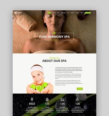 Therma - Spa, Beauty, Cosmetic WordPress Theme
