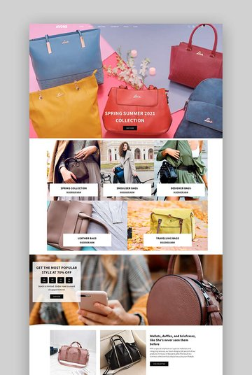 Avone - Multipurpose Shopify Theme