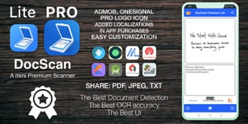 DocScan - Powerful Mobile Scanner for Android