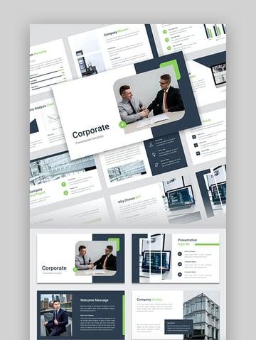Corporate - Business Google Slides Template