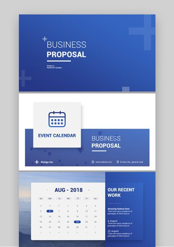 Business Proposal PowerPoint Presentation Template