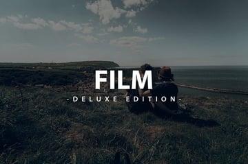 Lightroom Film Presets for Mobile and Desktop