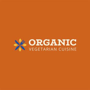 Vegetarian Restaurant Logo Maker