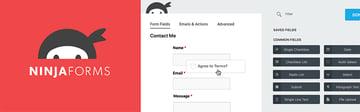 Ninja Forms – Form Builder WordPress Plugin Free