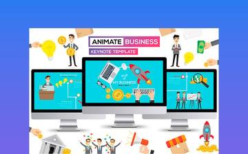 Business Keynote Animation Presentation