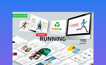 Fast Running Keynote Animation Presentation