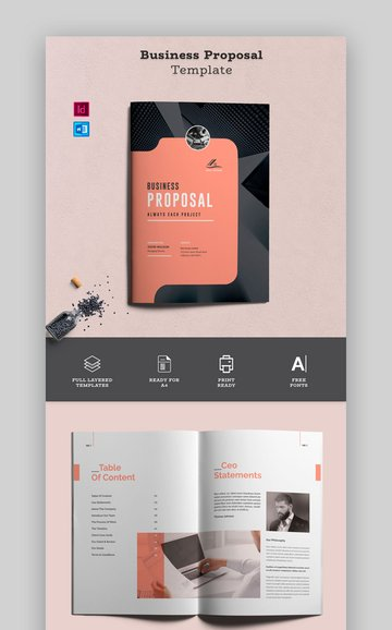 Business Proposal Word Template