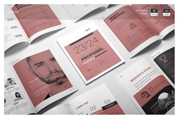Microsoft Word proposal template