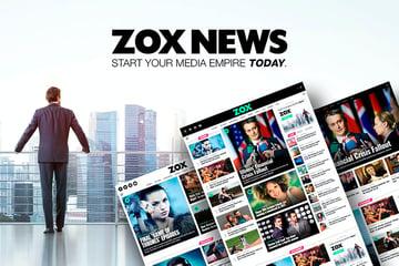 Zox News - Professional News & Magazine WordPress Theme